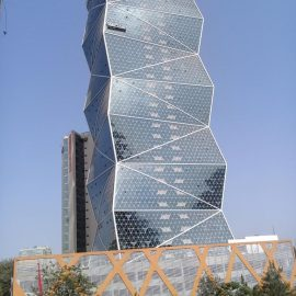 ELECTRICAL TENDER PRISM TOWERS (35 FLOORS)