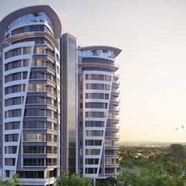 THE CURVE – 16 FLOORS (3 BEDROOM)  ELECTRICAL TENDER