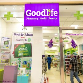 GOODLIFE PHARMACY FIT-OUT